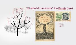 El árbol de la ciencia, Pío Baroja (1911)