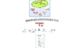 DISCIPLINE SCIENTIFICHE E TIC