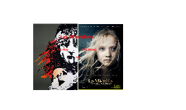 Les Miserables: The Play VS. The Movie