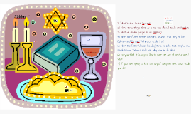 Signs and Symbols in Judaism: Shabbat