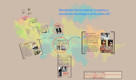 Revolución Sociocultural en los años 60'