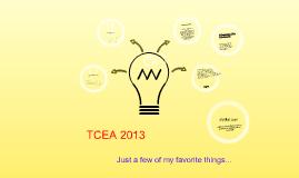 TCEA 2013