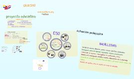 Copy of Proyecto educativo IES ÍTACA 16-17