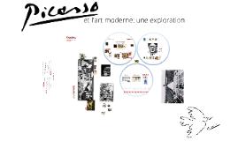 Picasso et l'art moderne: une exploration.