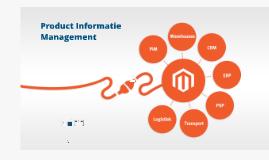 Product Informatie Management - Vlaardingen 13-2-2014