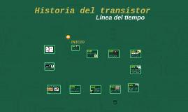 Historia del transistor