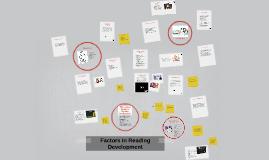 Copy of Copy of Factors in Reading Development