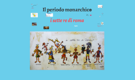 Copy of i sette re di roma