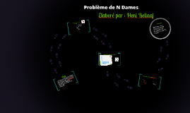 Copy of Problème de N reines