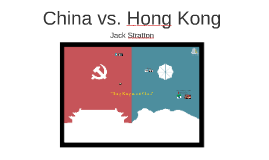 China vs. Hong Kong