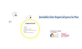 Jurisdicción Especial para la Paz
