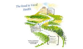 Copy of Vocal Health