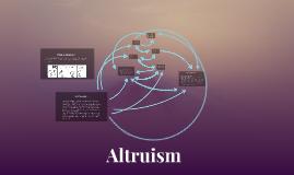 Copy of Altruism