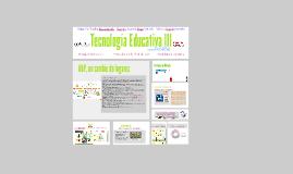 TEcnología Educativa II