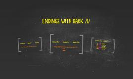 ENDINGS WITH DARK /l/ (AP2)
