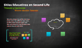 Sitios Educativos en Second Life
