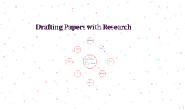 Drafting Papers with Research