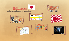 Copy of Il Giappone