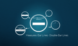 Measures-Bar Lines- Double Bar Lines