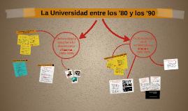 100 años de la Reforma Universitaria de Córdoba y una década