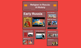 Religion in Russia:          A History