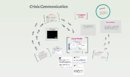 Copy of Crisis Communication