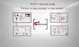 Copy of CELIO* & Le Cross Canal