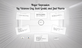 Copy of Copy of Major Depression