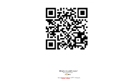 What's in a QR code?
