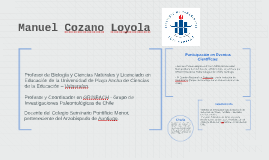 Manuel Cozano Loyola