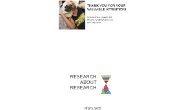 Copy of RESEARCH ABOUT RESEARCH