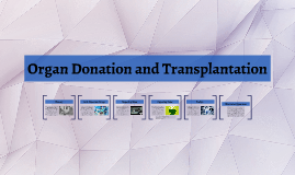 Organ Donation and Transplantation