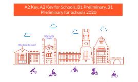 Copia de A2 Key, A2 Key for Schools, B1 Preliminary, B1 Preliminary f