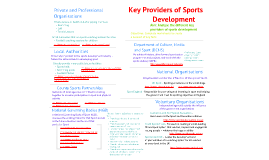 Copy of Key Providers of Sports Development
