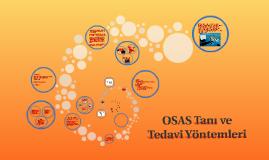 OSAS Tanı ve Tedavi Yöntemleri