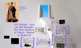 Emperor Qin Shi Huangdi: Madman or genius?