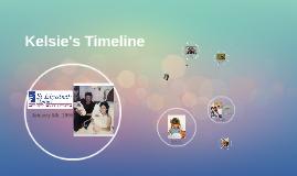 Kelsie's Timeline