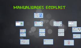 MANUALIDADES ECOPLAST