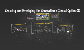Choosing and Developing the Generation Y Spread Option QB