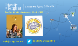 Regina Brain Awareness Week 2016