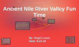 Copy of Ancient Nile River Valley