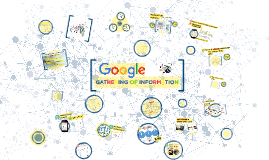 Google gathering of information