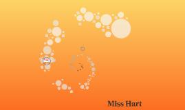 Miss Hart