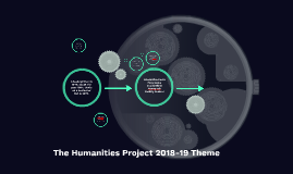 2018 Humanities Proect Theme