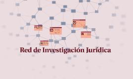 Red de Investigación Jurídica