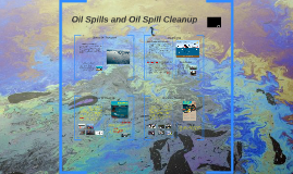 Oil Spill Behavior
