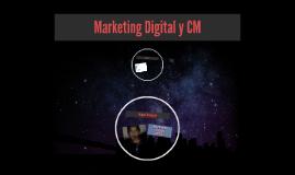 Marketing Digital y CM