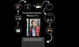 Copy of Michael J Fox - The Greatest Canadian