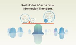 Copy of Postulados básicos referentes a la entidad económica