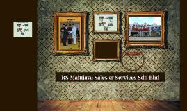 RS Majujaya Sales & Services Sdn Bhd